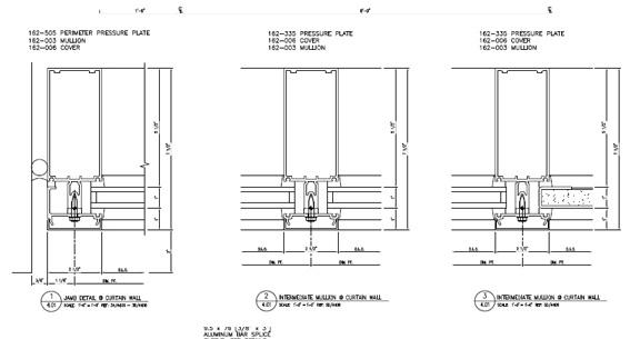 Stunning Kawneer Curtain Wall Details Ideas Ancientandautomata Com